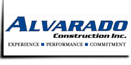 Alvarado Construction Logo